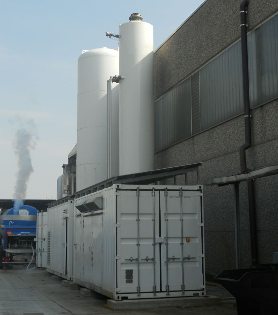 UIG LIN Assist Plant